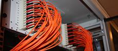 okablowanie strukturalne, sieci komputerowe, szafa, swiatlowody, sieć strukturalna