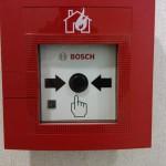 Ręczny ostrzegacz przeciwpożarowy ROP