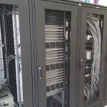 Serwerownia, sieć komputerowa, szafa teleinformatyczna Szczecin