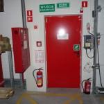 System przeciwpożarowy 2