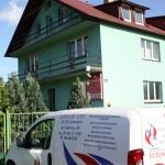 Budynek firmy EUROSAP-LTD