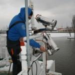 monitoring statek Nawigator