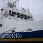 Statek Nawigator szczecin