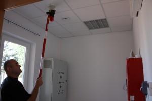 Serwis i konserwacja systemów alarmowych, przeciwpożarowych, oddymiania