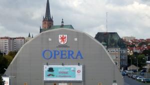 Tymczasowa Opera na Zamku w Szczecinie
